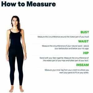Finding your measurements